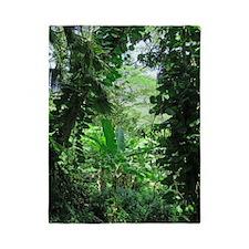 Hawaiian Jungle Twin Duvet