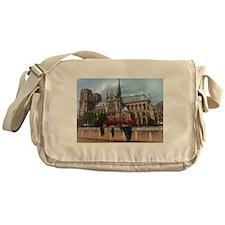 Notre Dame Messenger Bag