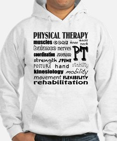 Funny Physical therapists Hoodie