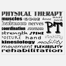 Unique Physical therapist Wall Art