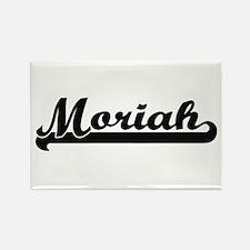 Moriah Classic Retro Name Design Magnets