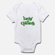 Lucky & Charming Infant Bodysuit