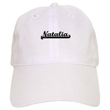 Natalia Classic Retro Name Design Baseball Cap