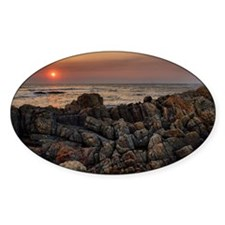 Sunset in Viana do Caste Decal