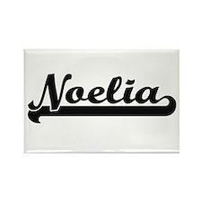 Noelia Classic Retro Name Design Magnets