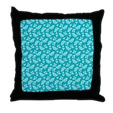 Cute Patterns Throw Pillow