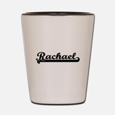 Rachael Classic Retro Name Design Shot Glass