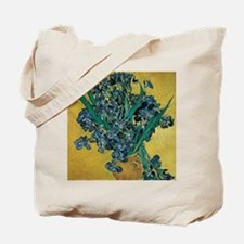 Irises by Vincent van Gogh Tote Bag