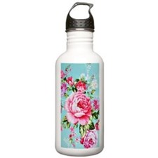 Beautiful Vintage Chic Water Bottle