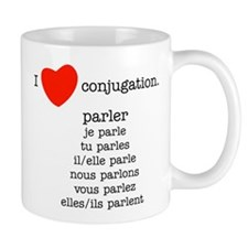 Cute French Mug