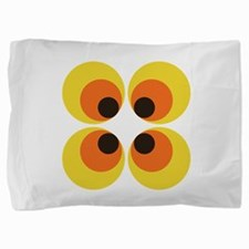 70s Wallpaper Pillow Sham