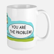 Problem Not Solved Mugs