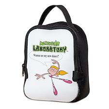 Wanna See My New Dance? Neoprene Lunch Bag