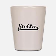Stella Classic Retro Name Design Shot Glass