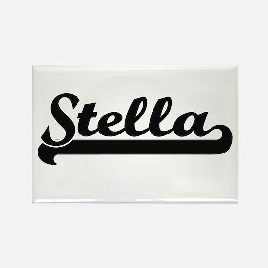 Stella Classic Retro Name Design Magnets