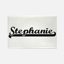 Stephanie Classic Retro Name Design Magnets