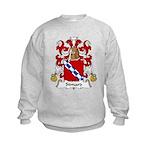 Simard Family Crest Kids Sweatshirt