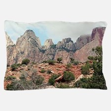 Zion National Park, Utah, USA 5 Pillow Case