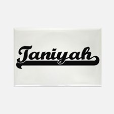 Taniyah Classic Retro Name Design Magnets