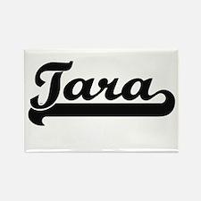 Tara Classic Retro Name Design Magnets