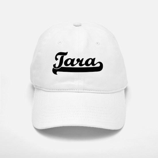 Tara Classic Retro Name Design Cap