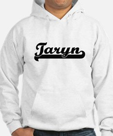 Taryn Classic Retro Name Design Jumper Hoody