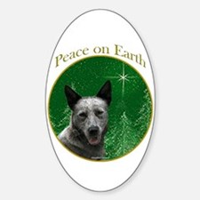ACD Peace Oval Decal