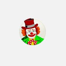 Clown Mini Button