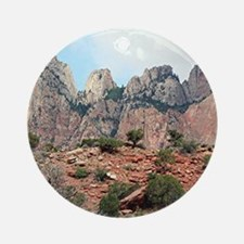 Zion National Park, Utah, USA 5 Ornament (Round)