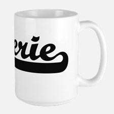 Valerie Classic Retro Name Design Mugs