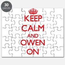Keep Calm and Owen ON Puzzle