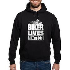 Biker Lives Matter Hoody