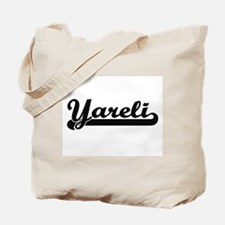 Yareli Classic Retro Name Design Tote Bag