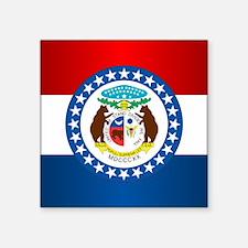 Missouri Flag Sticker