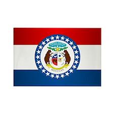 Missouri Flag Magnets