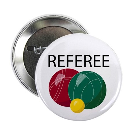"""Bocce Ref 2.25"""" Button (10 pack)"""