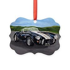 Cute Cobra Ornament