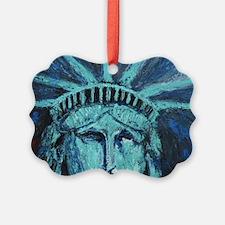 Cute Liberty Ornament