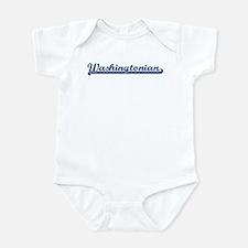 Washingtonian (sport) Infant Bodysuit