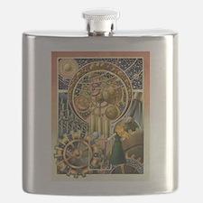 Clockwork Universe Clr Flask
