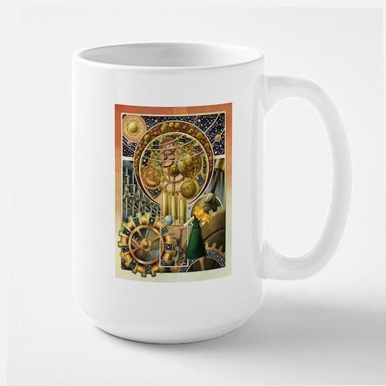 Clockwork Universe Clr Mugs