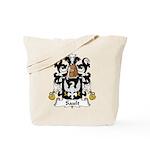 Sault Family Crest Tote Bag