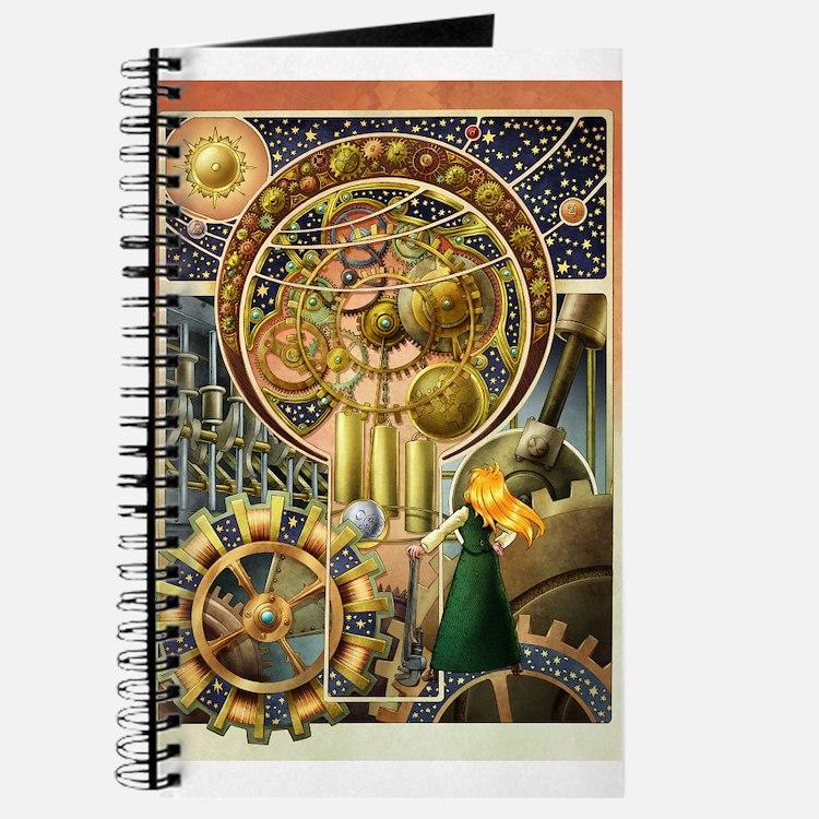 Clockwork Universe Clr Journal