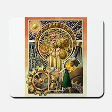 Clockwork Universe Clr Mousepad