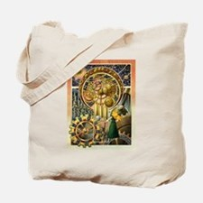 Clockwork Universe Clr Tote Bag