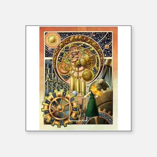 Clockwork Universe Clr Sticker