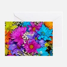 Daisies Delight Greeting Card