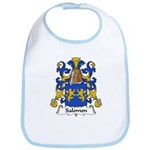 Salomon Family Crest  Bib