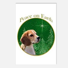 Beagle Peace Postcards (Package of 8)