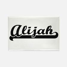 Alijah Classic Retro Name Design Magnets